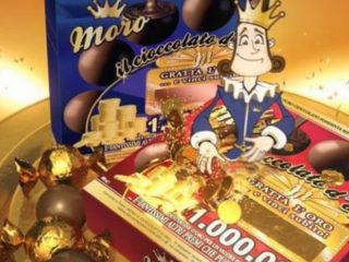 Moro il Cioccolato d'Oro