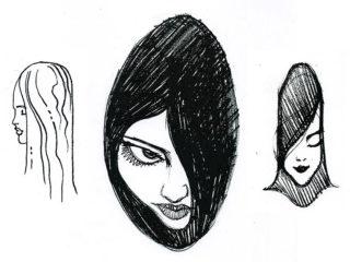 Pagine dallo sketchbook