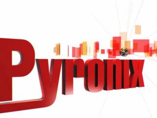 Pyronix logo