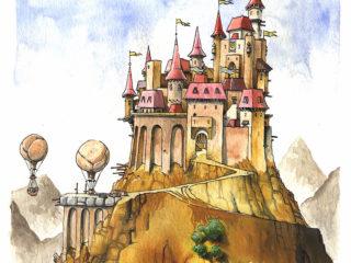 Vecchi tempi – Sotto le mura dei castelli