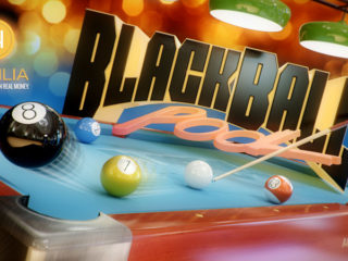 Black Ball Pool